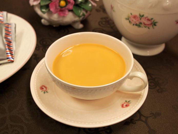 合わせた紅茶のキームン