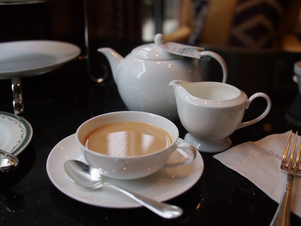 hnkanazawa afternoontea teaware