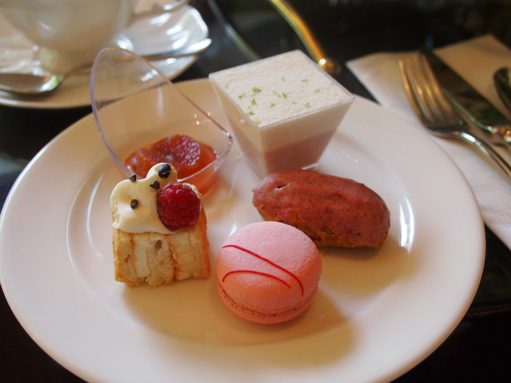 miyakohotels afternoontea sweets