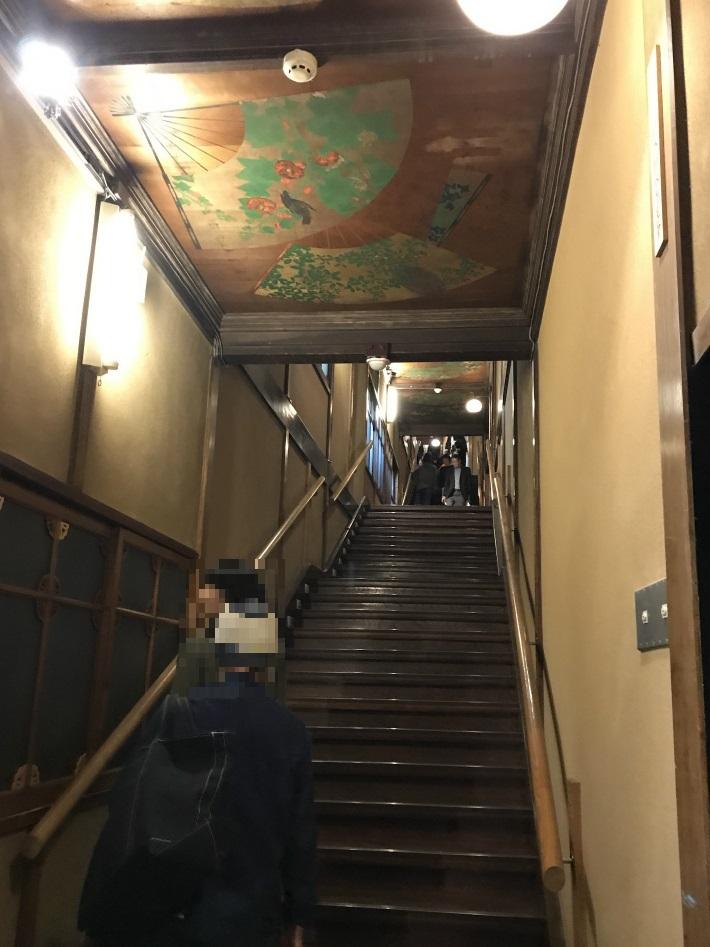 百段階段は本当は99段しかありませんでした。