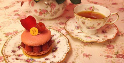 <お菓子と紅茶のマリアージュ>ピエールエルメのイスパハンに合う紅茶は?