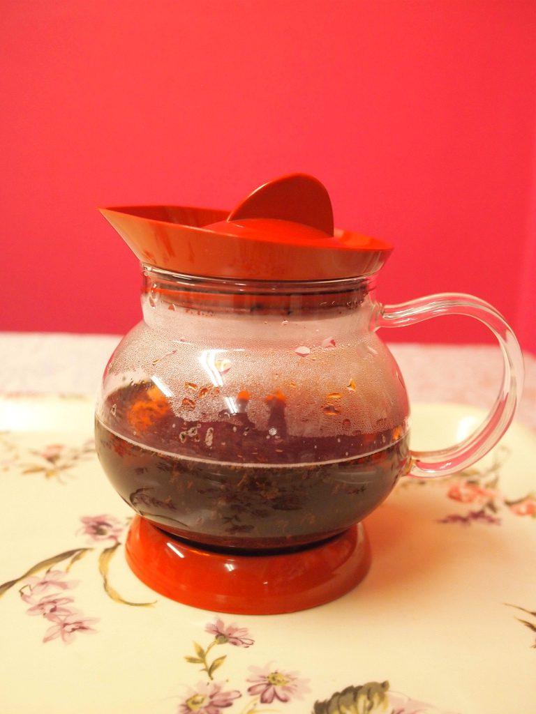 <紅茶レシピ>とっても簡単!ティーシロップ&ティースカッシュの作り方
