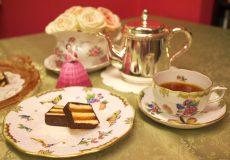 <お菓子と紅茶のマリアージュ>ホレンディッシェ・カカオシュトゥーベのサマーリンデに合う紅茶は?