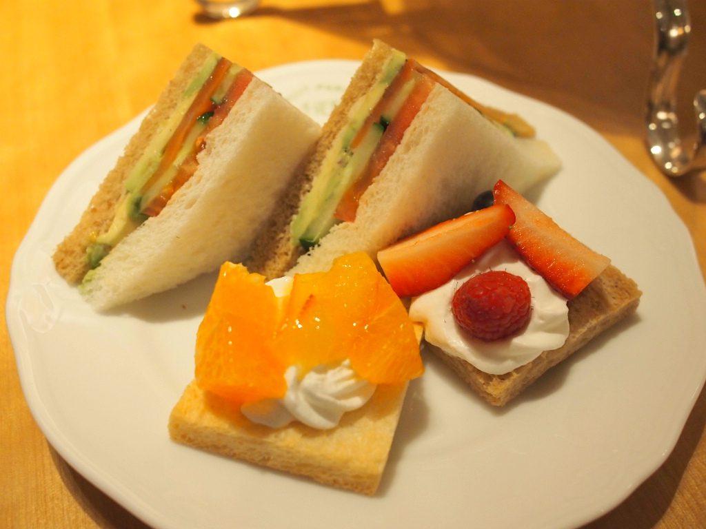 kyobashi senbikiya afternoontea savory