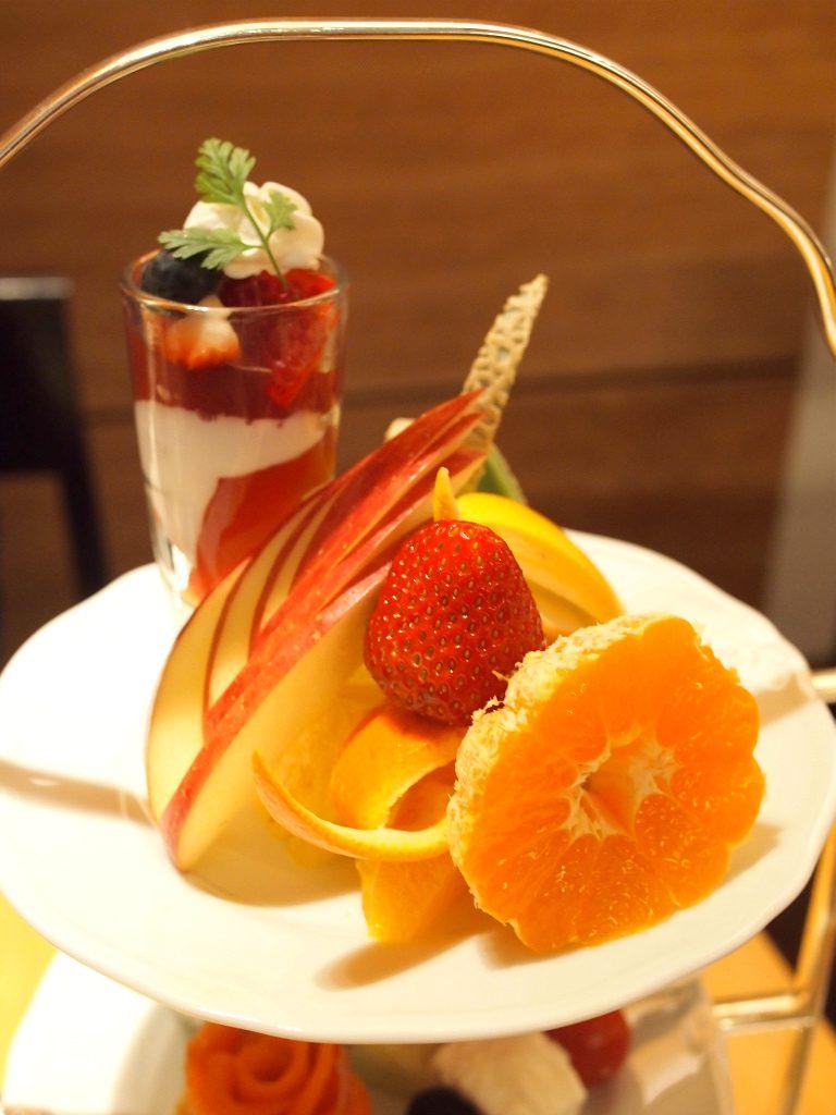 kyobashi senbikiya afternoontea sweets