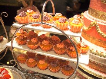 プチ・トリアノンのカップケーキ