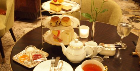 marriottassocia scenery afternoontea