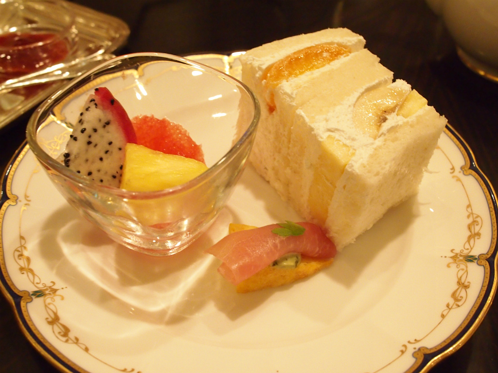 marriottassocia scenery afternoontea savory