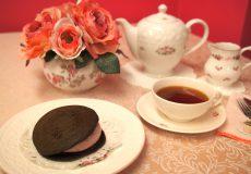 <お菓子と紅茶のマリアージュ>ペコラ生どらカシスクリームに合う紅茶は?