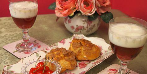 <お菓子と紅茶のマリアージュ>メープルハウスのサクサクメイプルシューに合う紅茶は?
