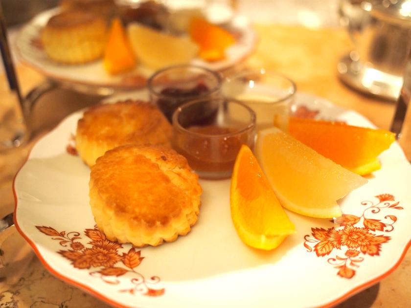 daiichihoteltokyo afternoontea pastry