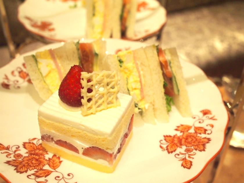 daiichihoteltokyo afternoontea sweets