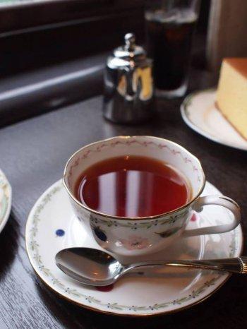 こちらはセイロン紅茶