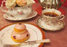 <お菓子と紅茶のマリアージュ>ラデュレの「ルリジューズ・ローズ・フレーズ」に合う紅茶は?