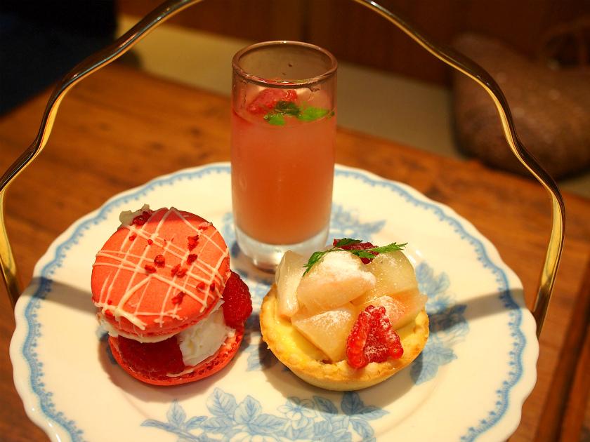 lapetitemercerie afternoontea sweets