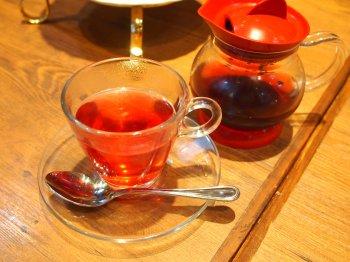 ラ・プティ・メルスリのアフタヌーンティーの紅茶