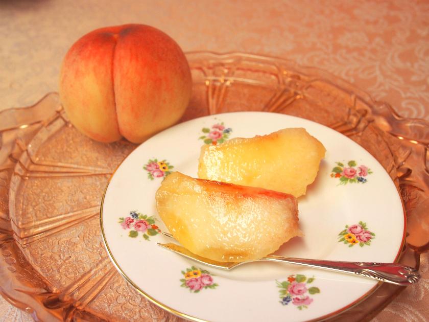 peach nilgiri goleden twirl piece