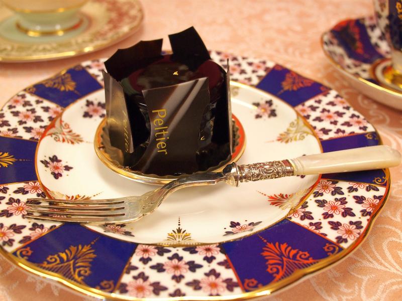 「グアナラ」甘さ控えめの大人なチョコレートケーキ