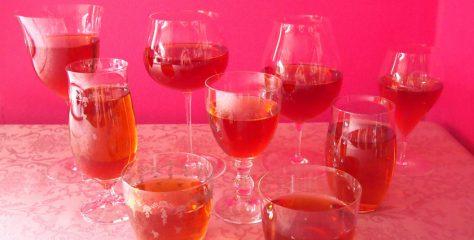 <紅茶道具>アイスティーが美味しく飲めるグラス