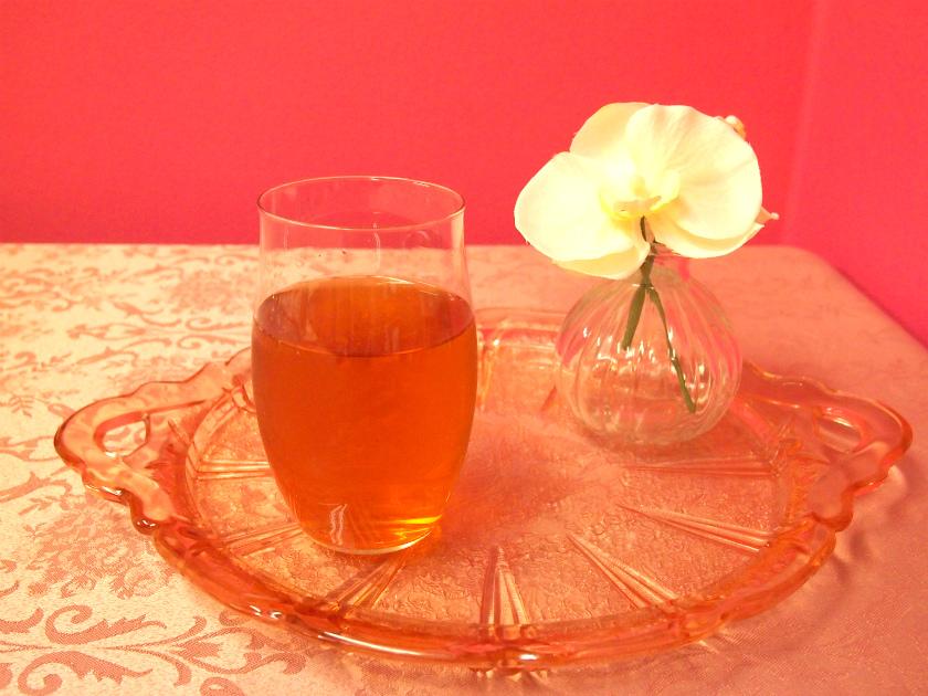 チューリップ型なのでダージリンの香りを存分に楽しむことが出来ます。
