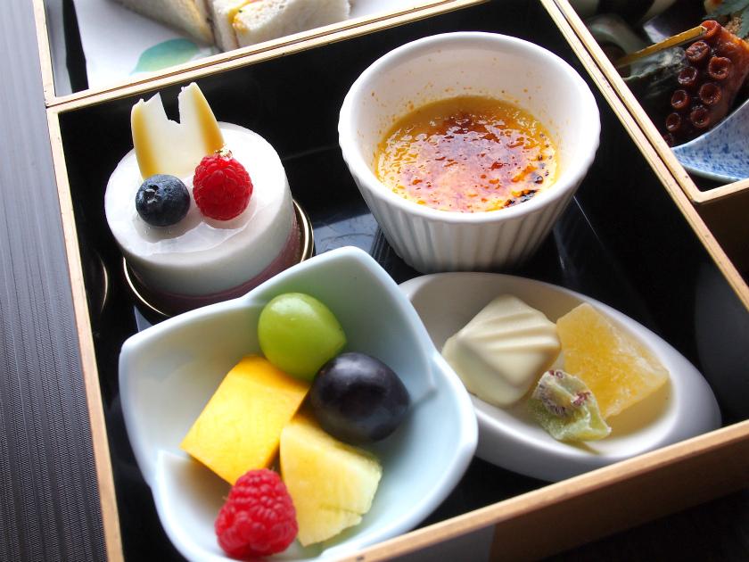 <錦糸町>東武ホテルレバント東京 レストラン簾 アフタヌーンティーレポート