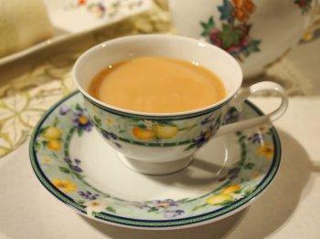 ニルギリはストレートでもミルクティーにしても美味しい紅茶です。