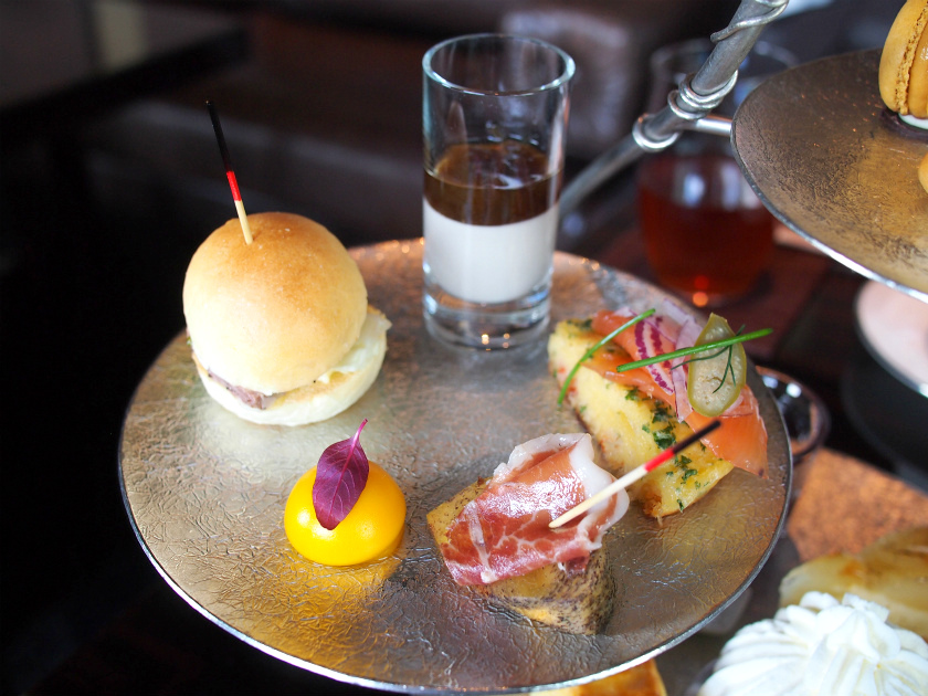 palacehotel prive afternoontea savoury