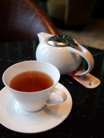 ザ・プリンスギャラリー紀尾井町のアフタヌーンティーの紅茶