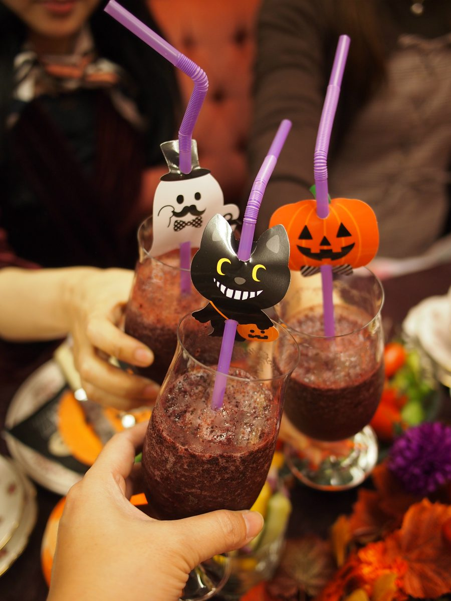 halloween party 2018 tea1