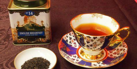 <紅茶紹介>ハロッズで一番人気の紅茶「ハロッズNo.14」