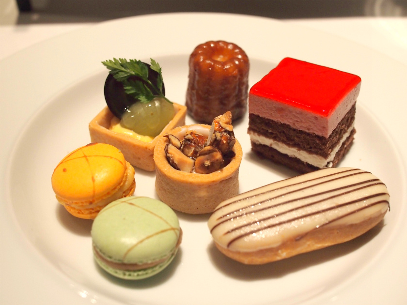 lesdeuxmagotparis 2017fall afternoontea sweets
