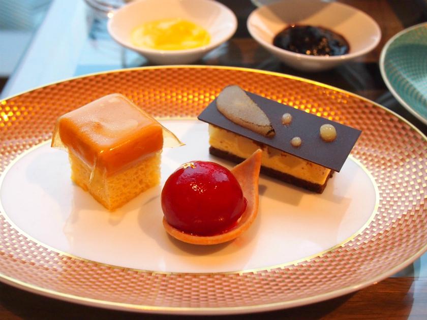 mandarinoriental 2017fall afternoontea sweets