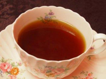 およそ100年前のファイフ・シェイプのカップ。波型がくっきり出ているのがわかります。