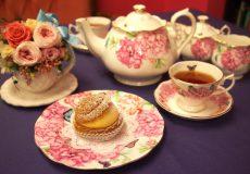 <お菓子と紅茶のマリアージュ>サダハルアオキの「シュー ア ラ クレーム」に合う紅茶は?