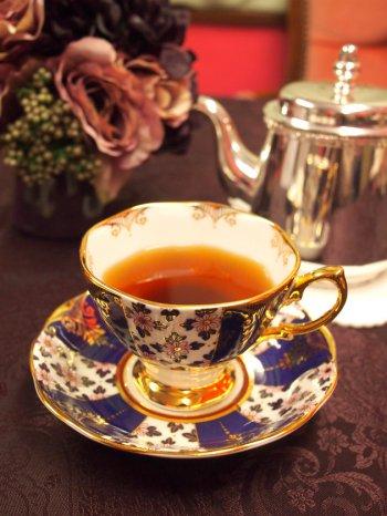 合わせた紅茶はキームン