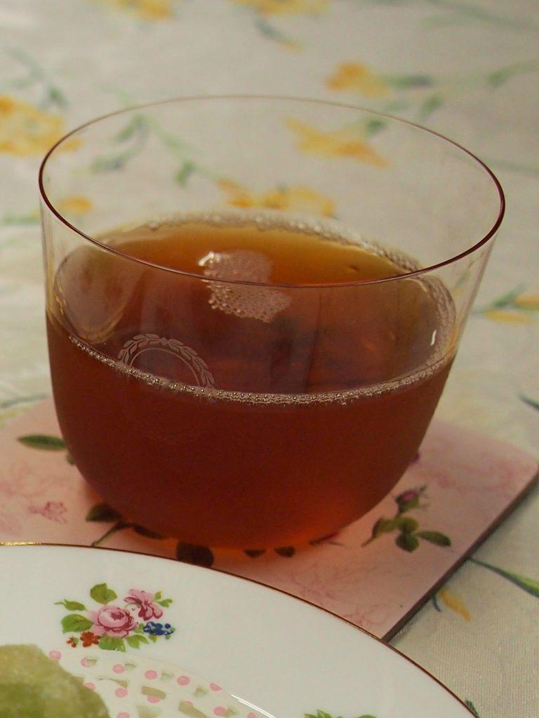 このダージリンセカンドフラッシュはサングマ茶園のチャイナムスクです。
