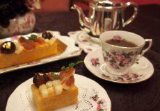 <お菓子と紅茶のマリアージュ>パティスリー パブロフの生パウンドケーキ「ポワールフィグ」に合う紅茶は?