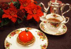 <お菓子と紅茶のマリアージュ>WITTAMER(ヴィタメール)のポム・ルージュに合う紅茶は?