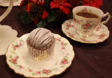 <お菓子と紅茶のマリアージュ>サロン・ド・テ アンジェリーナのモンブランに合う紅茶は?