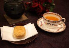 <お菓子と紅茶のマリアージュ>菓心おおすがの最中「三十五万石」に合う紅茶は?