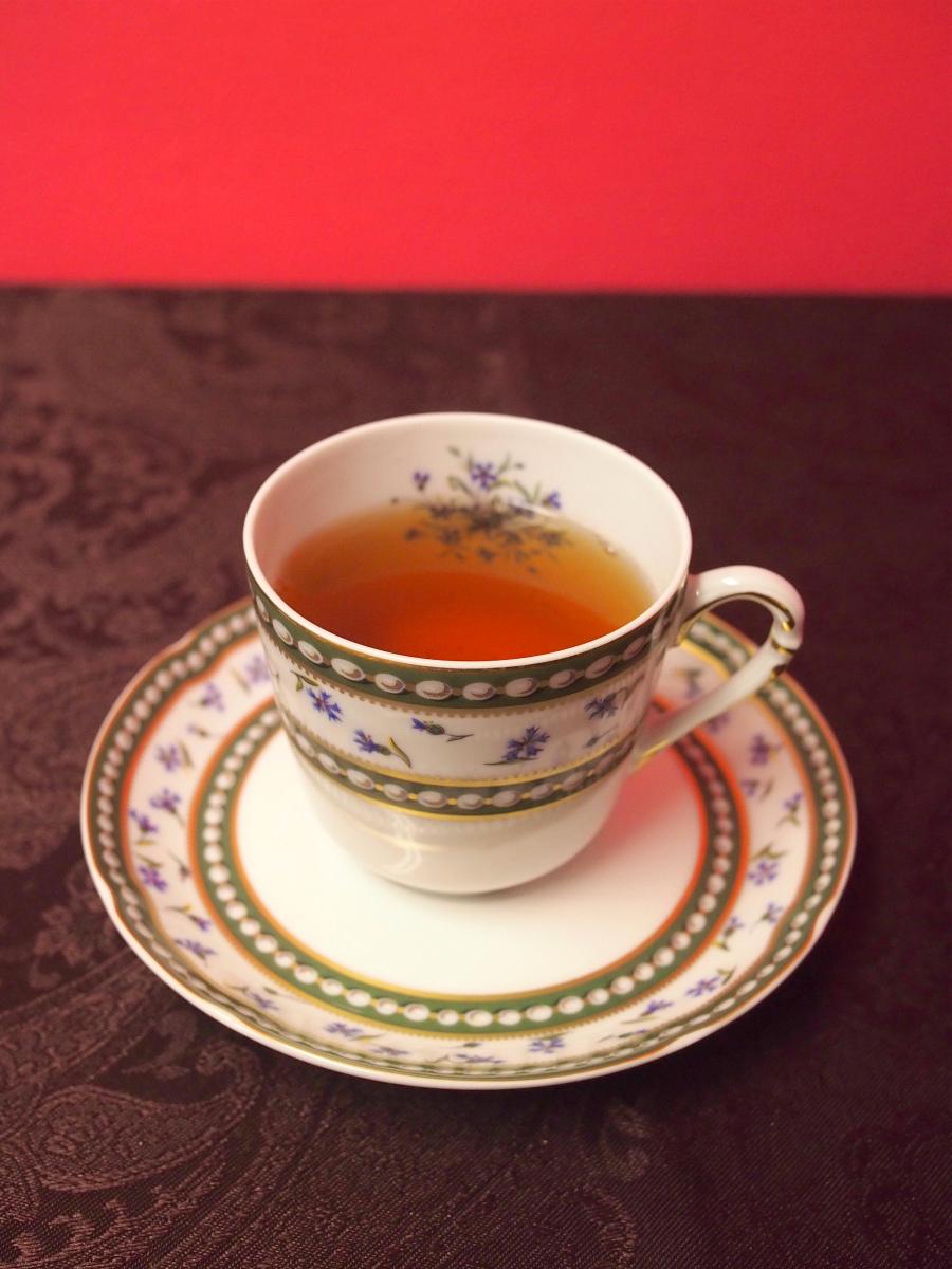 こちらはネパールジュンチャバリのセカンドフラッシュ。毎年購入している紅茶です。