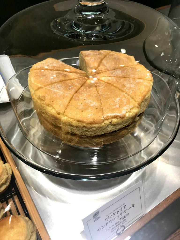 ケーキはテイクアウトも出来ます。