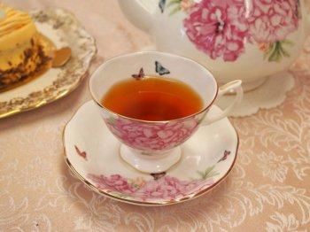 ニルギリは渋みがおだやかで飲みやすい紅茶です。