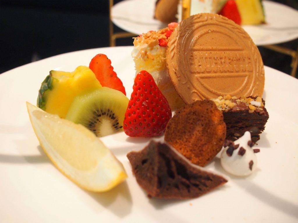 tokyo fugetsudo afternoontea sweets