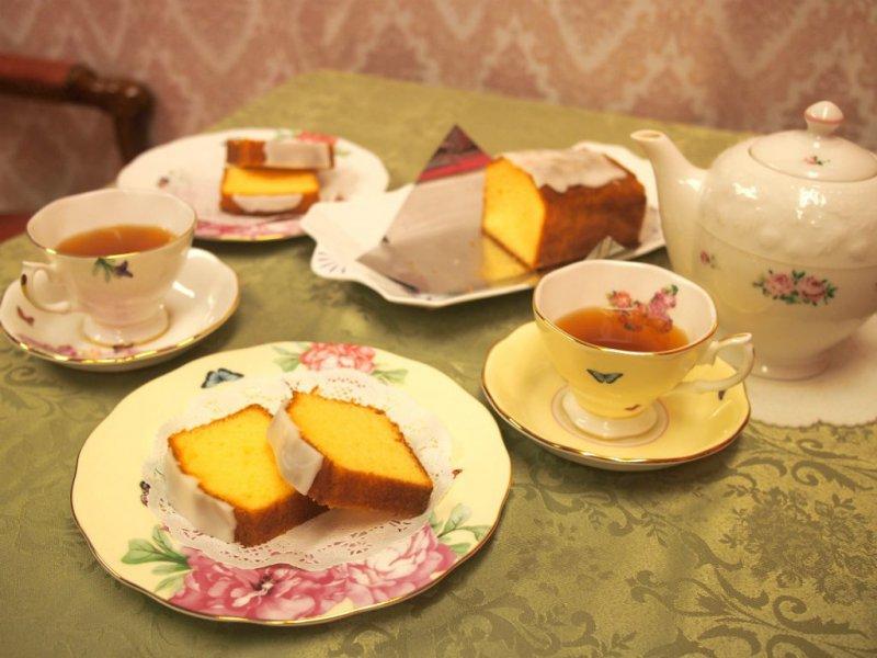 ウィークエンドシトロンと紅茶