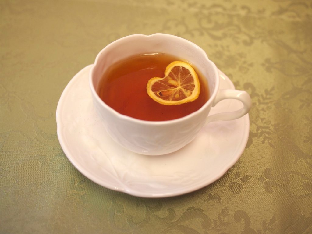 float lemon tea gokase3