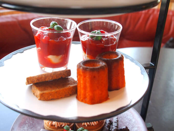andaz tomato afternoontea sweets1