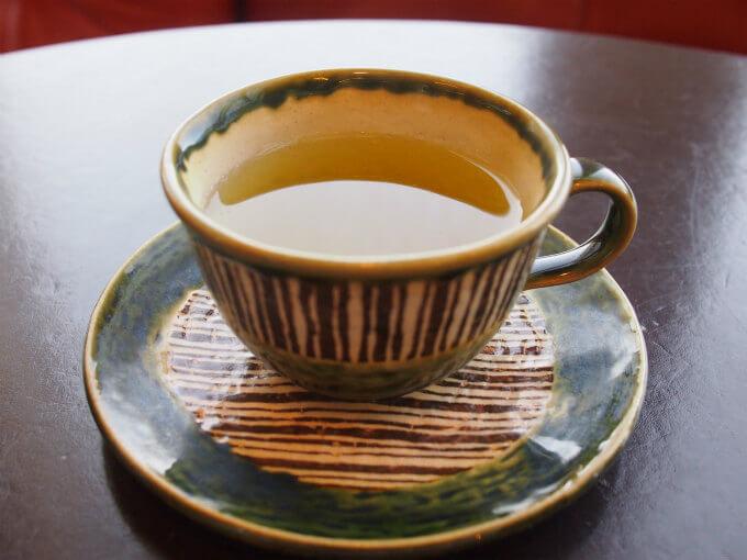 こちらは煎茶。