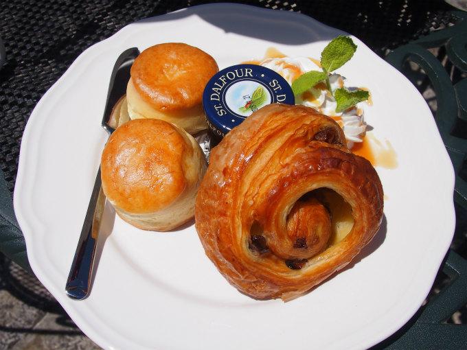 geihinkan akasakaafternoontea pastry