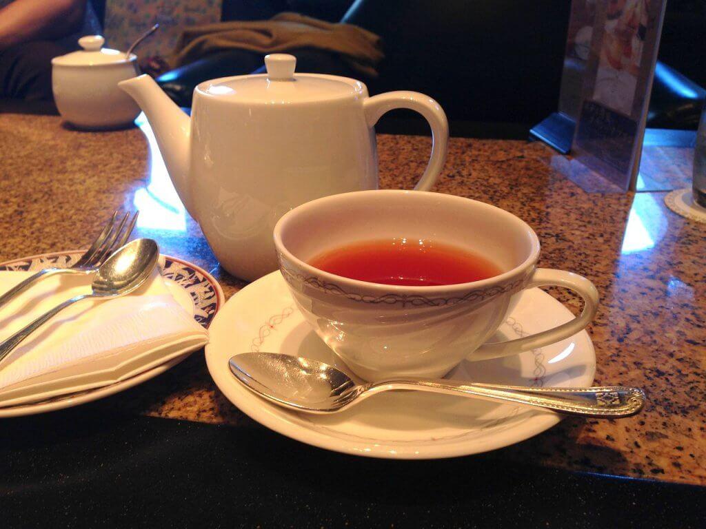 hoteleast21 afternoontea teaware